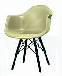 Кресло Leon BK, бежевый, фото 2