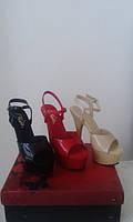 Delight-609 - классическая обувь для полденс, стрипластики, и гоу-гоу. Стрипы черного, красного и тесного цветов. каблук 15 см, платформа 4,5 см.