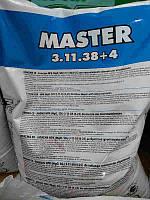 Удобрение с микроэлементами Мастер Master 3.11.38+4 хелатное 25 кг Valagro