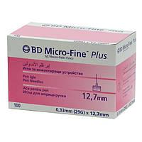 Иглы для инсулиновых шприц-ручек 29 G (0,33 x 12,7
