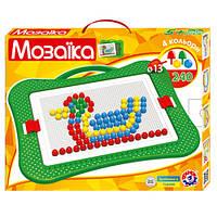 Мозайка для малышей 5  37.5×29×4 см ТехноК 3374, Технокомп
