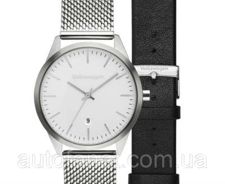 Оригинальные наручные часы унисекс Volkswagen Logo Watch, Unisex (33D050800C)