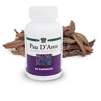 Кора муравьиного дерева Pau D'Arco- антибиотик широкого действия Грибки Вирусы  Бактерии Простуда