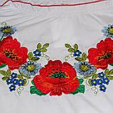 Вишиванка Moderika Ранкова Роса біла з вишивкою, фото 8