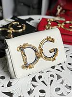 Мини-сумочка DOLCE & GABBANA  DG Girls (реплика), фото 1