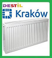 Стальной Панельный Радиатор Krakow 500x1300 Боковое Подключение