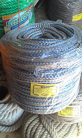 Шнур хояйственный вязанный(ковровый) 14мм
