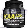 Olimp BCAA Mega Caps БЦАА аминокислоты для тренировок восстановления мышц спортивное питание