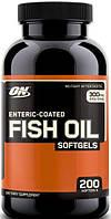 Витамины Optimum NutritionFish Oil 200 капс