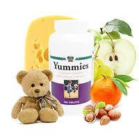 Детские вкусные витамины Yummies Витамины для детей Иммунитет