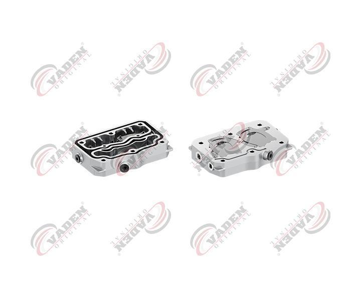 Плита с клапанами компрессора DAF/RVI WABCO 9115045040/50/6