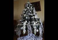 Новогоднее, рождественское украшение квартир, домов,  новогодней елки