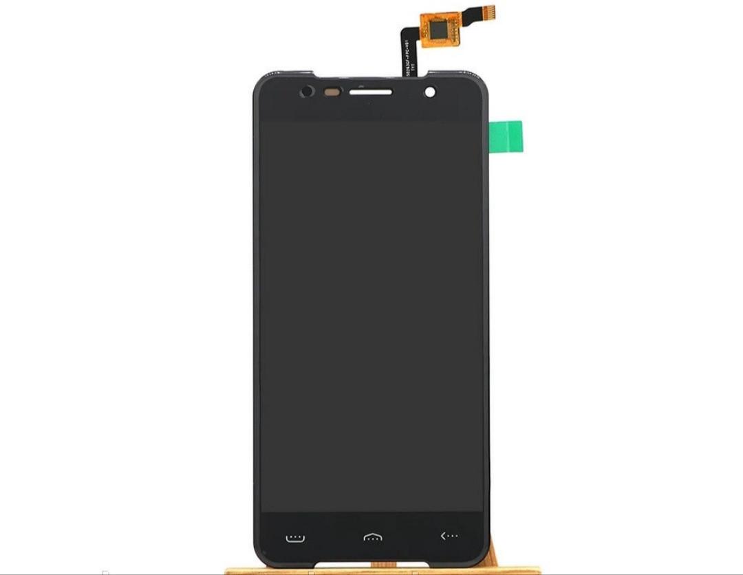 LCD з тачскріном (модуль) для смартфона Homtom HT37 Pro Чорний