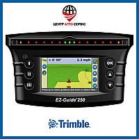 Система параллельного вождения Trimble EZ-Guide 250, параллельное вождение для поля