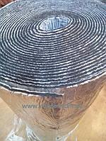 Ланор каучук с клеем и алюминием 20 мм (10х1м), фото 1