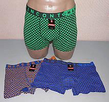 Трусы мужские боксеры Incont XL раз хлопок (L-162)