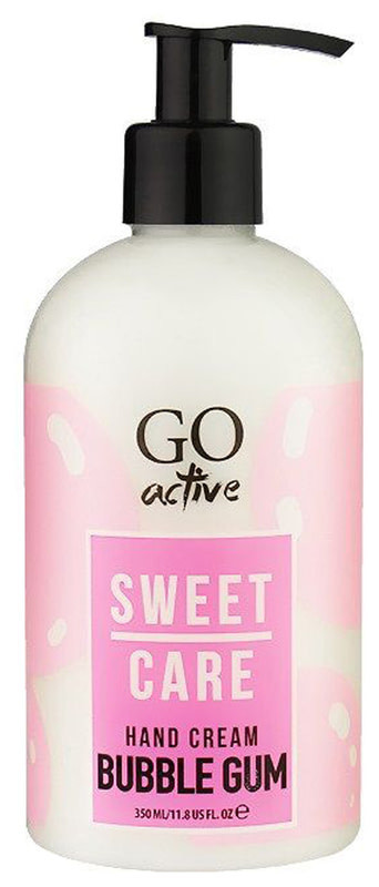 Крем для рук Go Active Sweet Care Bubble Gum