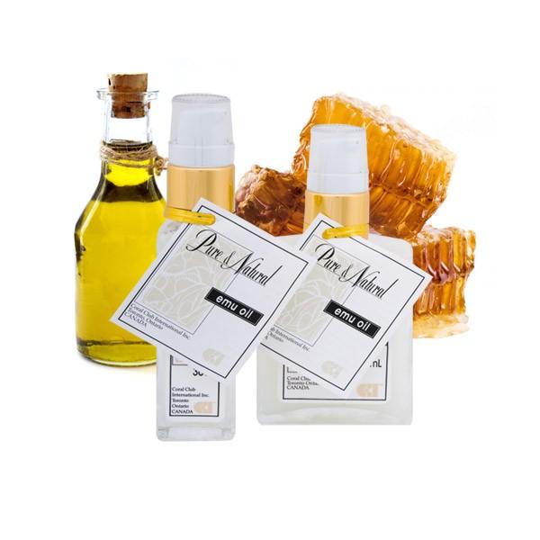 Масло косметическое Жир Эму, 30 мл. Emu Oil