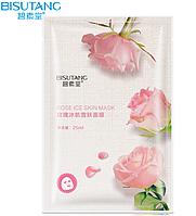 Разовая маска роза Bisutang
