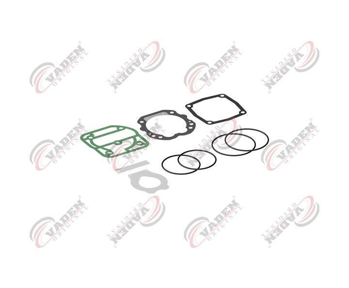 Ремкомплект компрессора (клапана + прокладки + уплотнения)