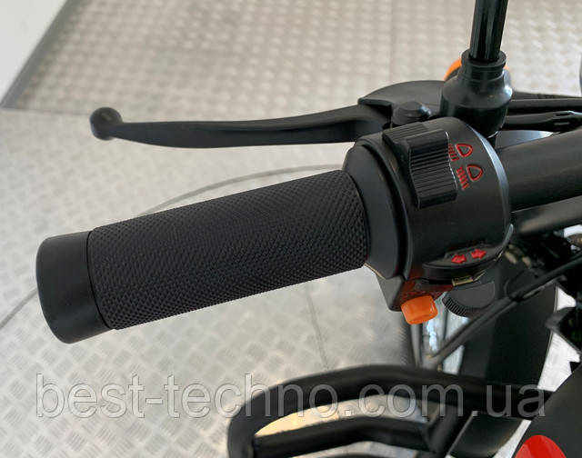 Musstang Retro Classic 125 RC125 (2019)