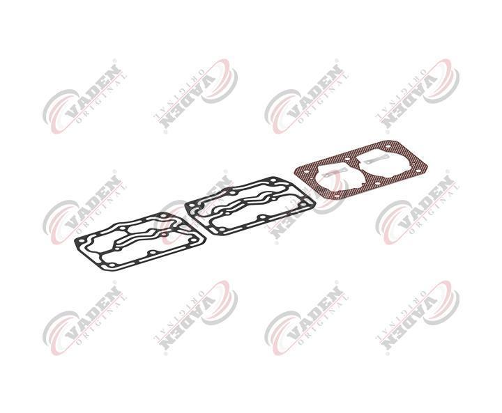 Ремкомплект компрессора (клапана + прокладки+уплотнения 1743718 + 1743719 + 1331138)