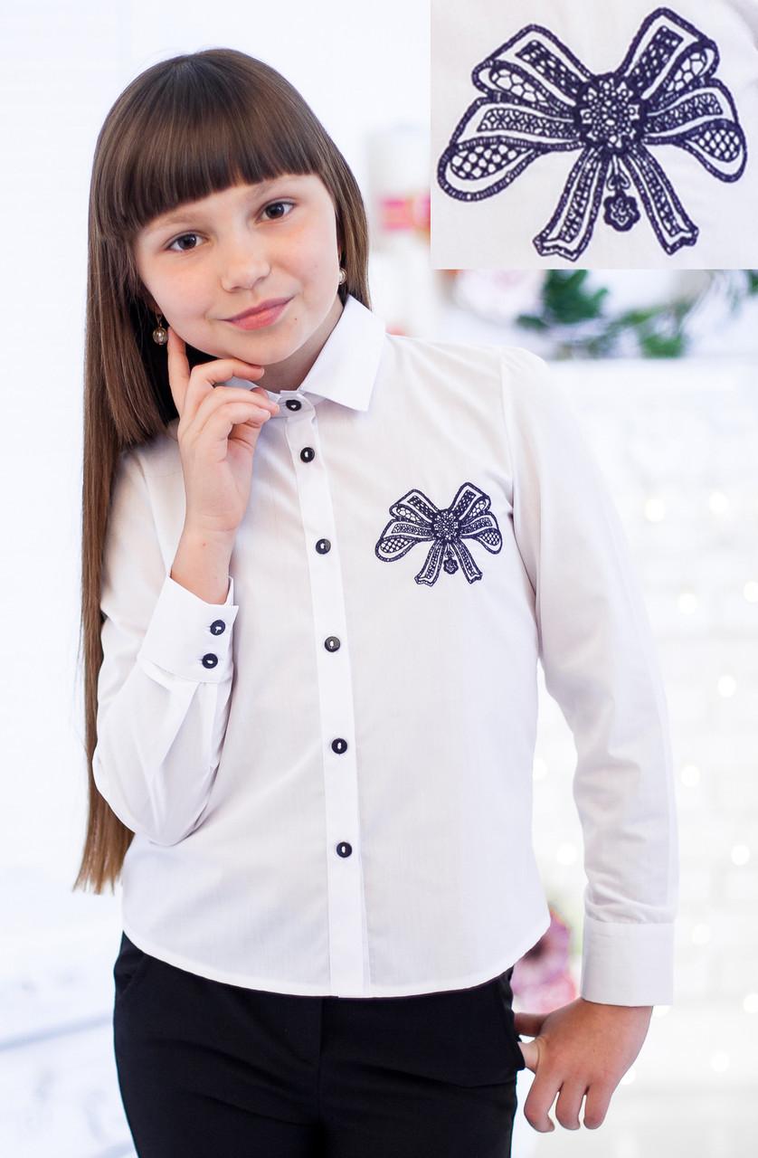 Блузка Свит блуз мод. 5025 белая р.122