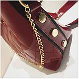 Женский клатч сумка НОВЫЙ стильный сумка для через плечо Ручные сумки только ОПТ, фото 8