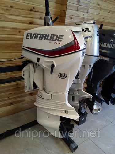 Лодочный мотор Evinrude E-TEC 40 L