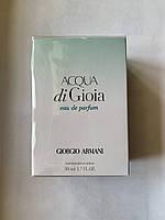 Acqua di Gioia 50ml парфумована вода Оригінал