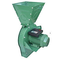 Зернодробилка MasterKraft ДКУ 4 кВт (зерно/кукуруза, до 400 кг/час)