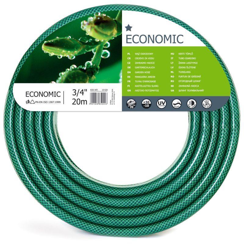Шланг поливочный CELLFAST Economic, 34, 20 м (10-020)