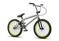 Велосипед BMX WeThePeople NOVA 20 quicksilver 2019