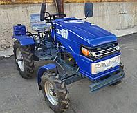 Мототрактор ДТЗ 160 Фреза 120 Бесплатная доставка, фото 1