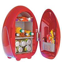 Автохолодильник 12 V ТК -15 L red автомобильный холодильник от прикуривателя 12в термоэлектрический