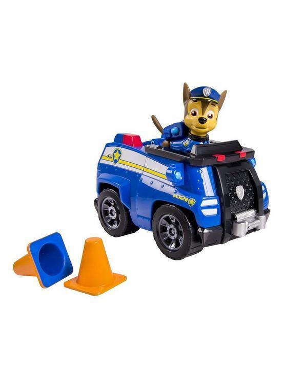 Щенячий патруль Машинка спасателя и щенок Чейз (Гонщик) Paw Patrol  Chase's Cruiser