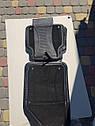 Коврики в салон Зима/Лето Black Vitol TS 2212 5 штук на заклёпках, фото 3
