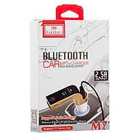 Модулятор Bluetooth AUX Earldom ET-M7 чёрный