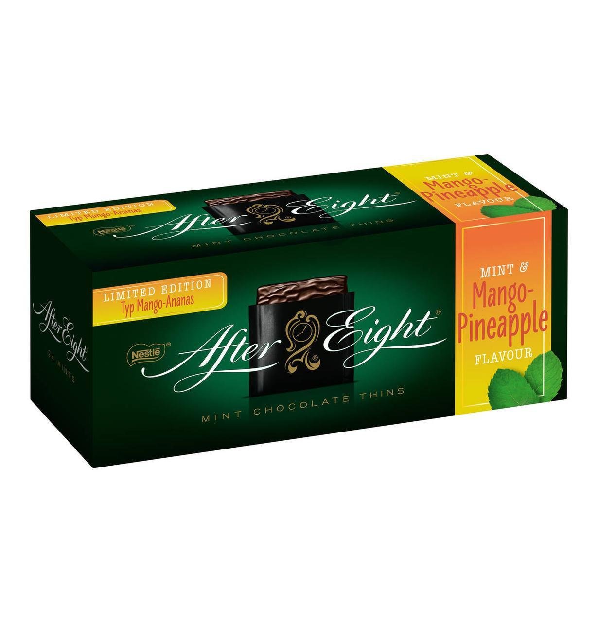 Шоколадные пластинки After Eight Mango-Pineapple 200 g