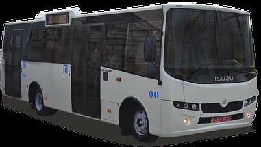 Автобус міського класу і моделі А092Н6