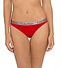 Женский комплект белья Calvin Klein Radiant | женские трусики | стринги 4 шт в упаковке Реплика, фото 6