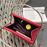 Сумка с металлическими ручками BB, фото 4