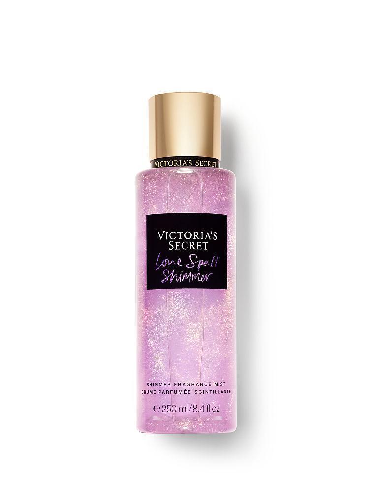 Шиммерный мист (спрей) для тела Victoria's Secret - Love Spell (США)