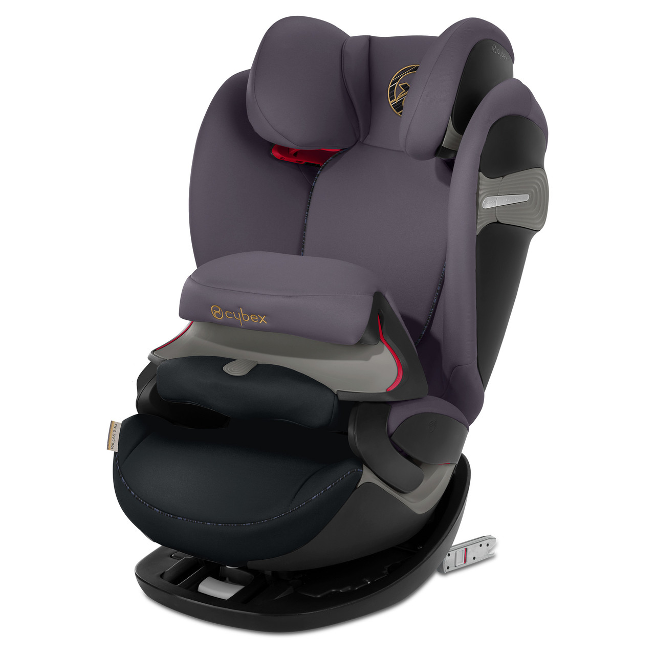 Cybex - Автокресло Pallas S-fix, цвет Premium Black