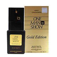 Jacques Bogart One Man Show Gold Edt M 100