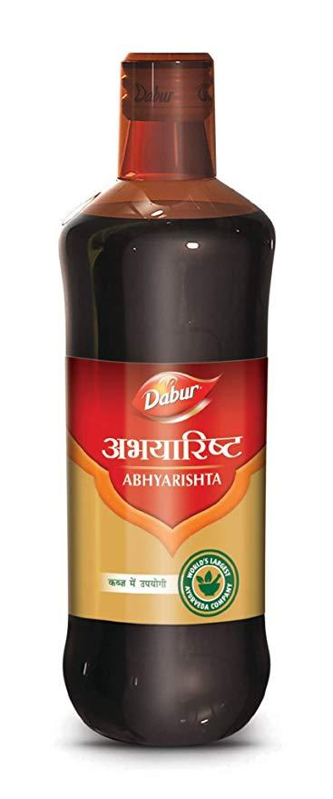 Абхьяришта - устранение запора и лечении геморроя (450мл)