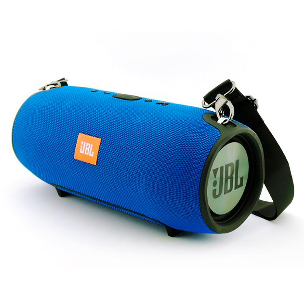 JBL Xtreme mini беспроводная портативная колонка синего цвета с ремешком