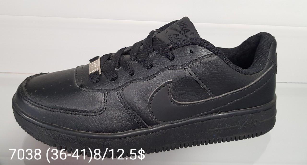 Подростковые кроссовки Nike Air оптом (36-41)