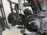 Musstang Retro Classic 125 RC125 (2019) black черный, фото 5