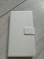 Чехол книжка Nokia Lumia 630 белый